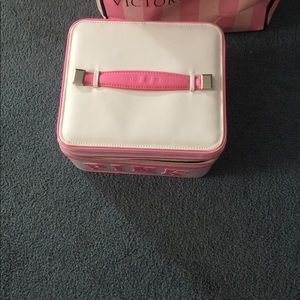 Victoria secret pink train case